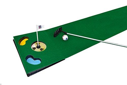PGA TOUR Indoor Putting Set – Putting Matte mit Putter - 2