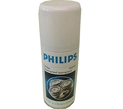 Philips shaving heads cleaning spray HQ110 With Cool Breeze scent 100ml