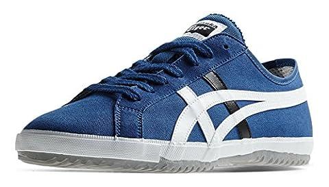 Onitsuka Tiger , Chaussures de sport d'extérieur pour homme Azul Oscuro / Blanco 46
