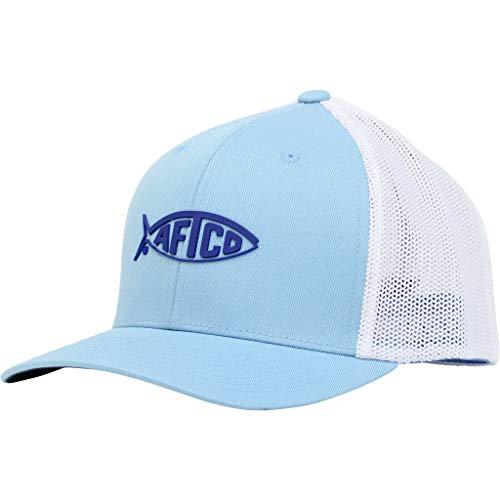 AFTCO Radiant Flexfit Hut Sky L/XL Aftco Hat