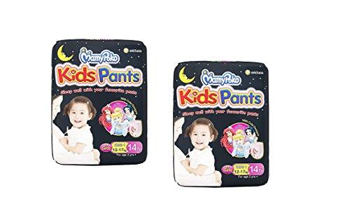 MamyPoko Pants 2 Year Girls Diapers 14 PCS Pack Of S