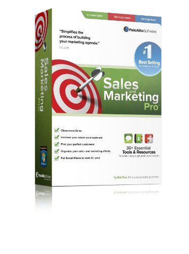 Palo Alto Sales and Marketing Plan Pro (PC)