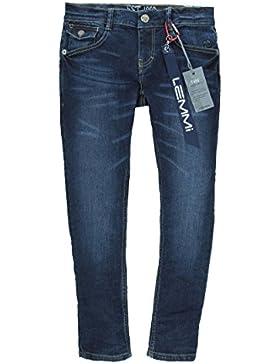 Lemmi Jungen Straight Leg Hose Jeans Boys Regular slim