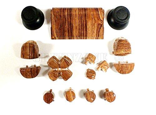 greenzone-r-woodgrain-ps4-hydro-dipped-button-mod-kit-uk-company