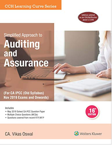 Simplified Approach to Auditing and Assurance (For CA IPCC -OLD Syllabus)