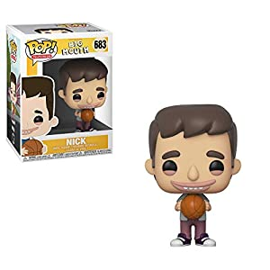 Funko - Big Mouth Idea Regalo, Statue, collezionabili, Comics, Manga, Serie TV,, 32175