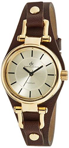 Daniel Klein Analog Gold Dial Women's Watch Watch - DK10547-2 image
