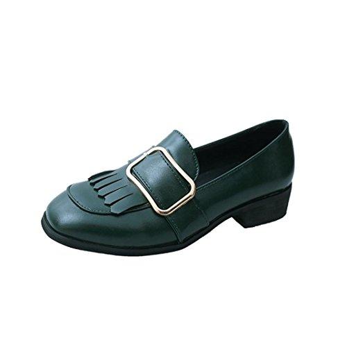 IGEMY , Sandales Compensées femme green