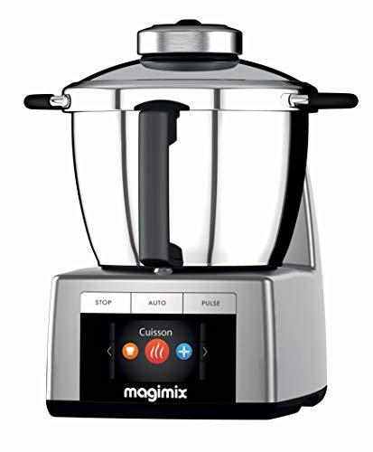 Magimix - Cook Expert 18900 Robot Cuiseur Multifonction 3,5L, Chrome mat