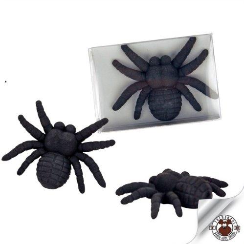 33355Radierer Spider Radierer (Halloween-spiele Für Die Schule)