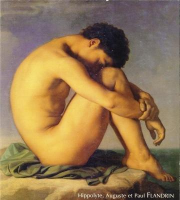 Hippolyte, Auguste et Paul Flandrin. Une fraternit picturale au XIXe sicle.