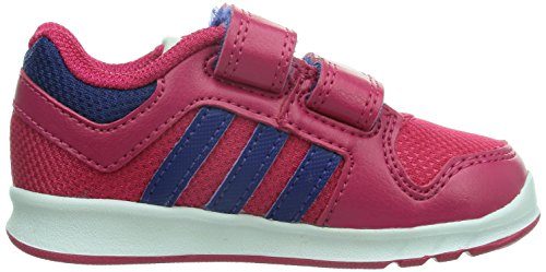 adidas Lk Trainer 6 Cf, Chaussures Mixte Enfant Rose