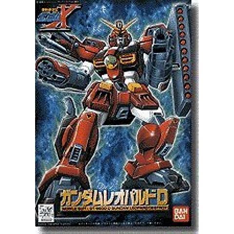 Gundam X-09 Gundam Leopard Destroy Scale 1/144 by Bandai