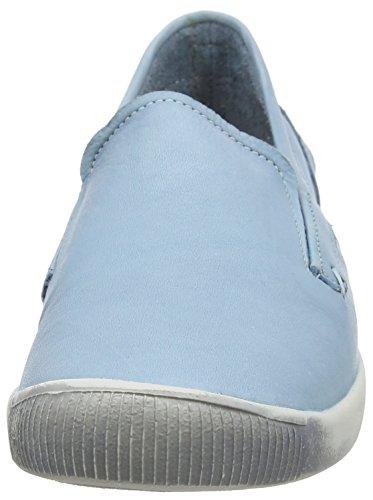 Softinos Ita298sof, Escarpins femme Turquoise (Pastel Blue)