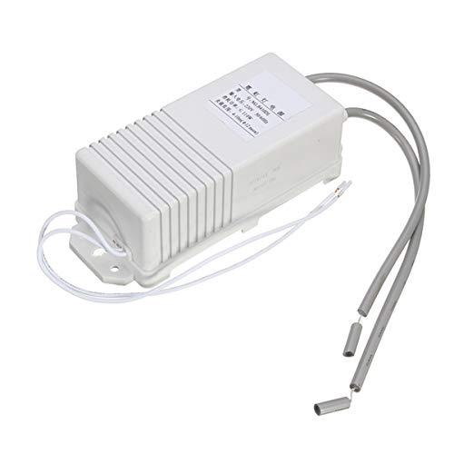 BASDW 10000V 10KV 30mA 110W 10M Alimentatore elettronico raddrizzatore trasformatore neon BASDW (Color : Color: White)