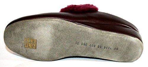 Fortuna, Pantofole donna Rosso rosso Rosso (Rot (bordo 111))