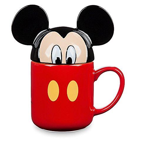 Disney Mickey Maus Peek-A-Boo Deckel Tasse -