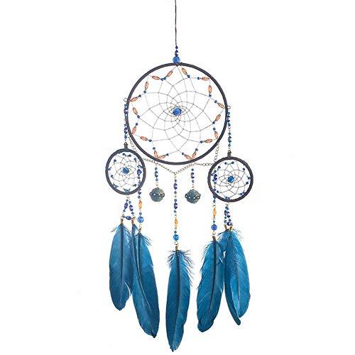 sprintrase Caught Dreams Dream Catcher, decoración para el hogar colgada en la Pared, Estilo Bohemio