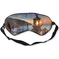 Lighthouses Glowing Sea Coast Sunset Landscape 99% Eyeshade Blinders Sleeping Eye Patch Eye Mask Blindfold for... preisvergleich bei billige-tabletten.eu