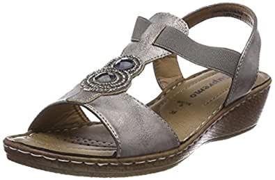 Supremo 4827905 amazon-shoes marroni Estate
