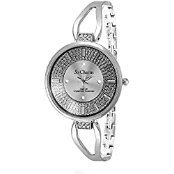 So Charm Fashion Watch made with 16 Swarovski Crystals