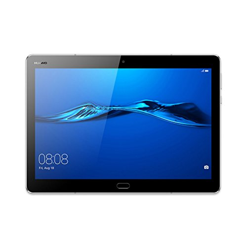 "Huawei MediaPad M3 10"" Lite Tablet - (Qualcomm Octa-core 1.4GHz, RAM 3GB, ROM 32GB, IPS-Display) - Grey"