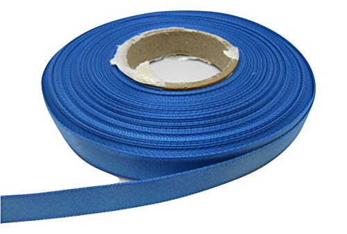 Beautiful Ribbon 1 Rouleau de Ruban de Satin de 10mm x 25 mètres Bleuet Bleu Clair Double Face 10 mm