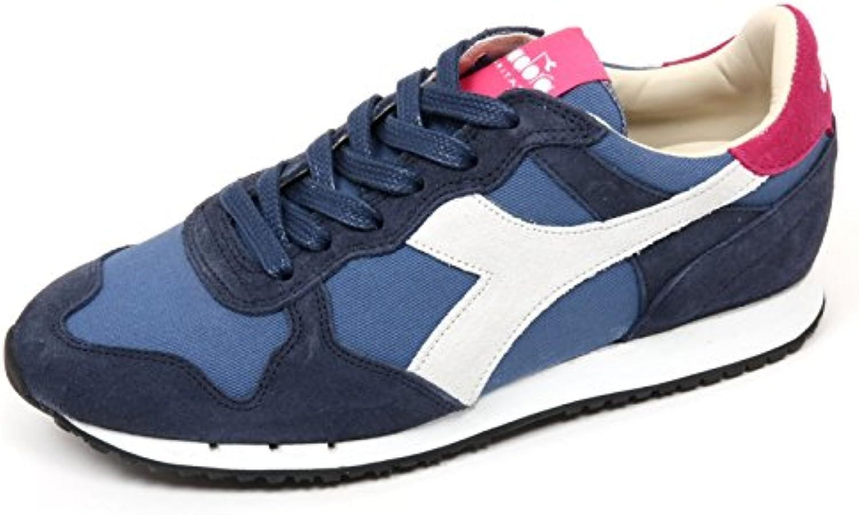 Diadora C9040 scarpe scarpe scarpe da ginnastica Donna Heritage Trident Blu scarpe Woman | Area di specifica completa  2439f9