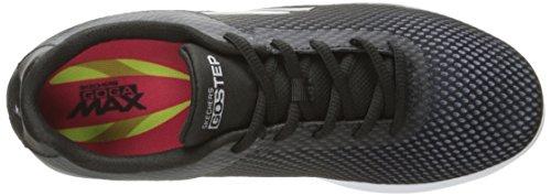 Skechers Go Step Lite-Interstelllar, Sneaker Donna nero / bianco