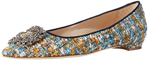 manolo-blahnik-womens-textil-in-karl-2-ballet-flats-blau-light-blue-12