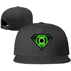 The Bing Bang Theory Gorra de Beisbol Ajustable Green Lantern