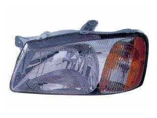 Hyundai Accent Headlight OE Style Replacement Headlamp Driver Side New