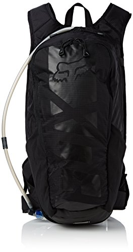 Fox Rucksack Large Camber Race, Black, 55 x 35 x 15 cm, 15 Liter, 15884-001 (Pads Elbow Race)