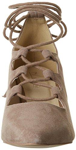 Andrea Conti - 3003422, Scarpe col tacco Donna Grigio (Taupe)