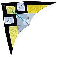 FZSWD Principiante deKite EnormeDelta Kites de 118 Pulgadas Viene con una Cuerda y manija Buen Vuelo