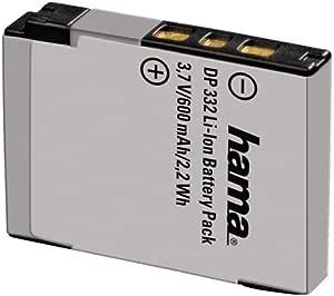 Hama Dp 332 Li Ion Akku Für Kodak Kamera