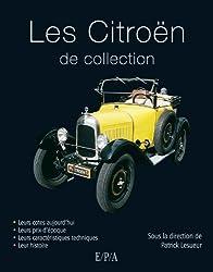 Les Citroën de collection