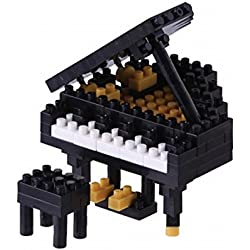 Nanoblock–Juego de construcción de nan-nbc146Grand Piano