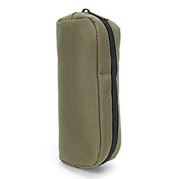 Huntvp Tactical Glasses Case Portable Molle Sunglasses Eyeglass Pouch Holder Army Green 6