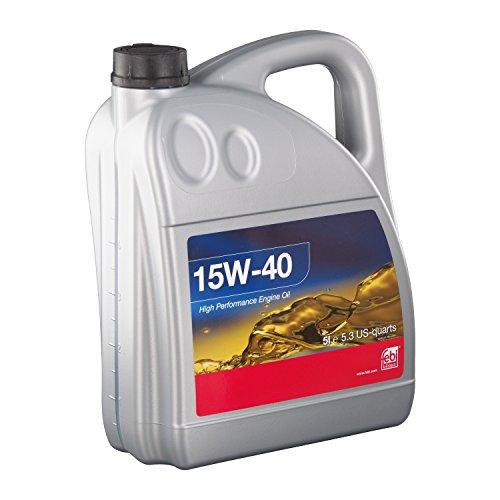 febi bilstein 32927 Motoröl SAE 15W-40 (5 Liter)