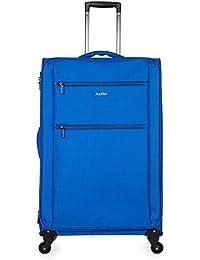 Antler Aeon 4-Wheel Expanding Roller Case Maleta 3951113110, 78 cm, 95 L, Azul
