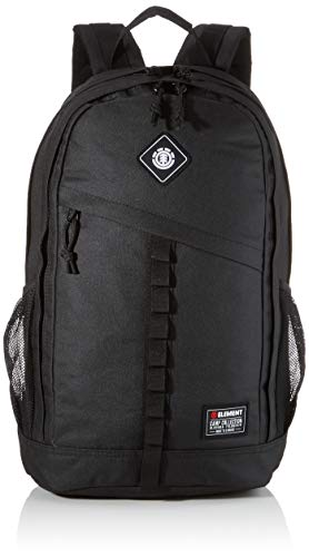 Element Cypress Rucksack, 15 cm, 26 liters, Schwarz (Flint Negro)
