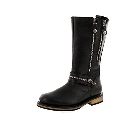 HARLEY DAVIDSON Women - Stiefel SACKETT - black, Schuhgröße:EUR 37 (Harley Damen Stiefel)