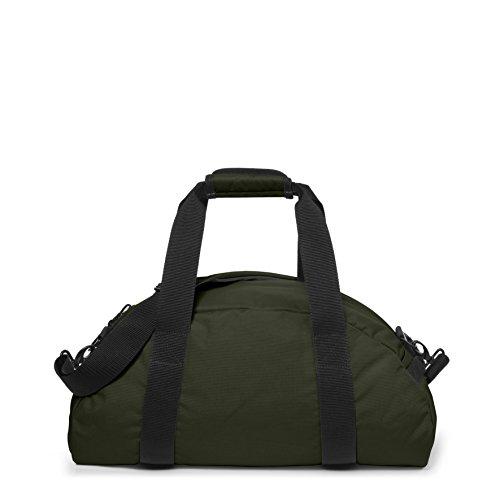 Eastpak Stand Borsone, 32 Litri, Multicolore (Dot Grey), 25 Cm Verde (Army Socks)