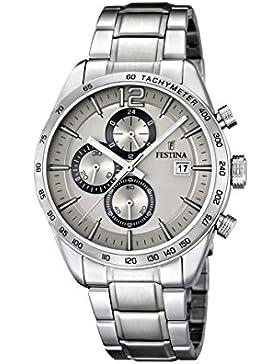 Festina Herren-Armbanduhr XL Chr