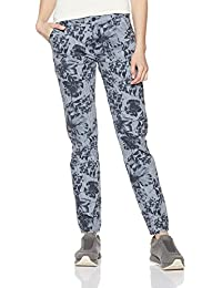 Flying Machine Women's Tapered Cotton Pants