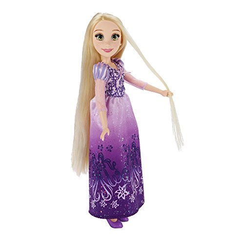 Disney Princess Royal Shimmer Rapunzel Doll, Doll for 3 Year Old