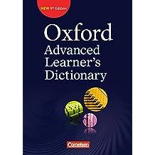 Oxford Advanced Learner's Dictionary - 9th Edition: B2-C2 - Wörterbuch (Kartoniert): Ohne Oxford Speaking Tutor und ohne Oxford Writing Tutor
