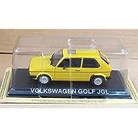1:43 BALKAN AUTO : VOLKSWAGEN GOLF JGL VW MINIATURE COLLECTION 1/43 IXO LEGENDARY CAR AUTO B17
