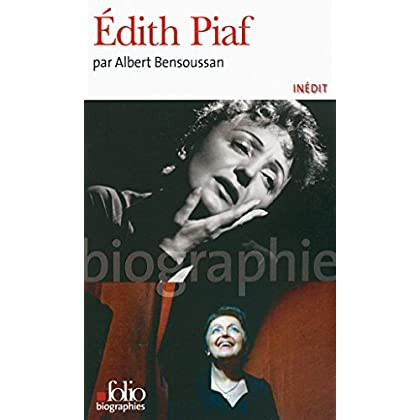 Edith Piaf (Folio Biographies t. 99)